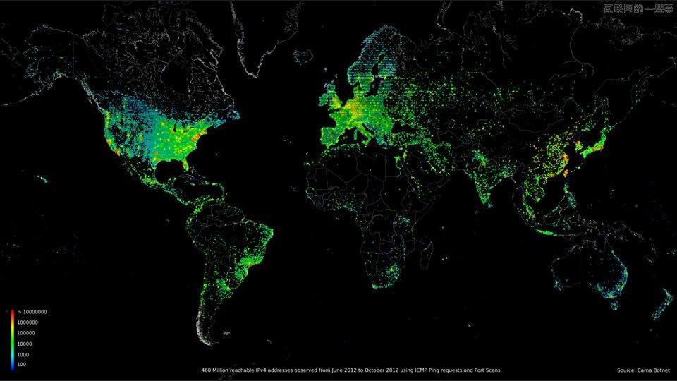 互联网到底是什么样子的