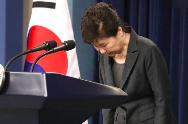 朴槿惠:将遵守相应规定辞去总统职务