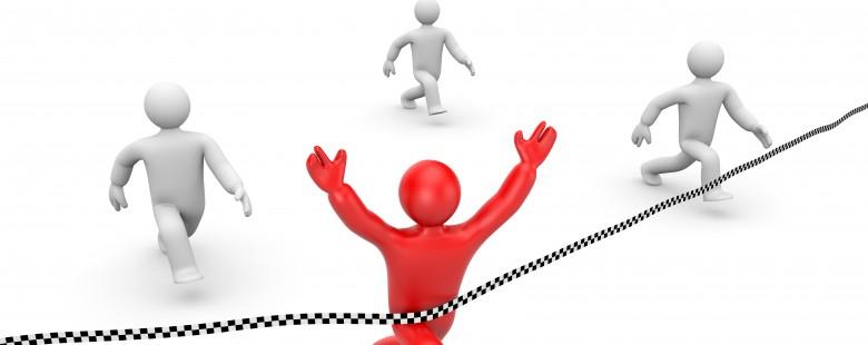 选择正确的竞争对手至关重要,集中全部资源瞄准一个