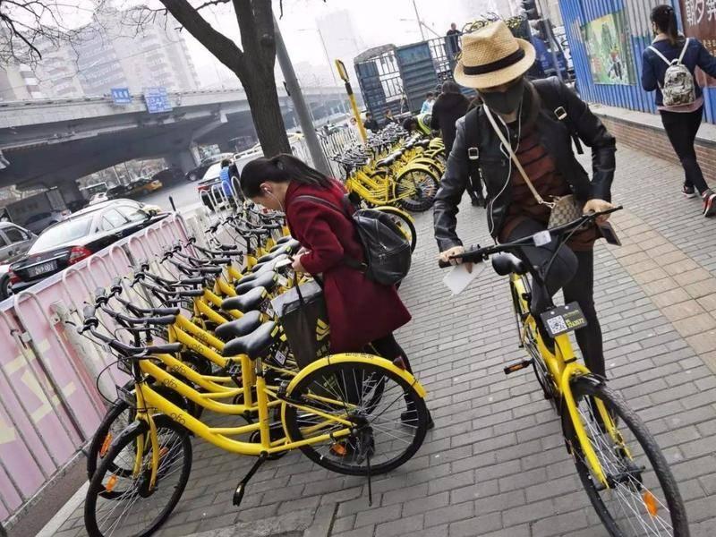 共享单车密集出海,用情怀和技术为战略充值?