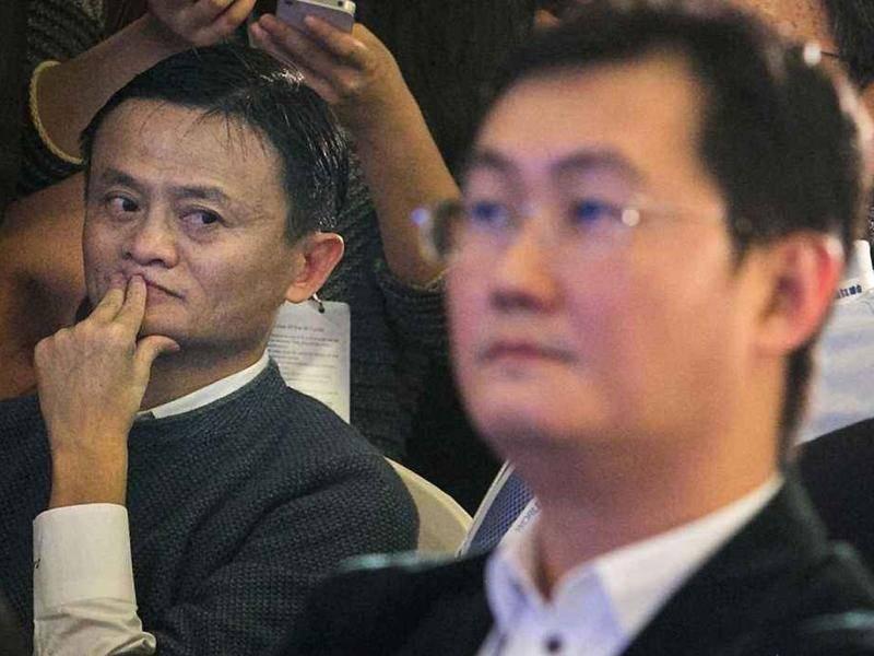 2018年中国互联网主旋律还是阿里腾讯对峙?