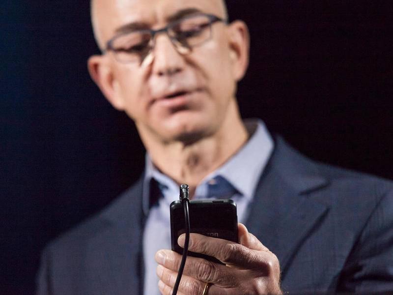 只为Alexa与会员:亚马逊真有必要做手机吗?