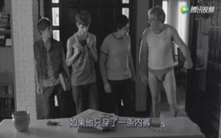 戛纳创意节获奖短片:快来救救只穿内裤的爸爸!